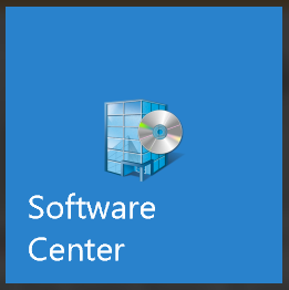 Software Center desktop app