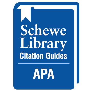 Library APA Citation Quick Guide
