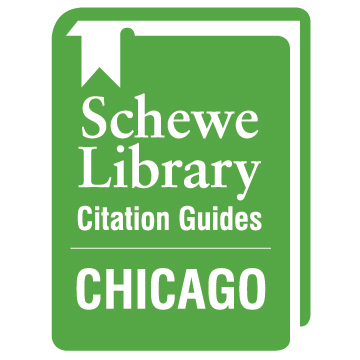 Library Chicago Citation Quick Guide