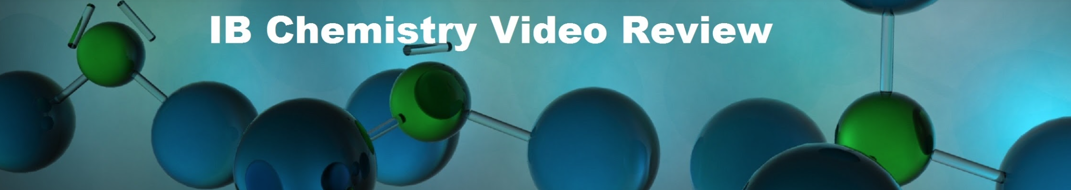 IB Chemistry Video Review