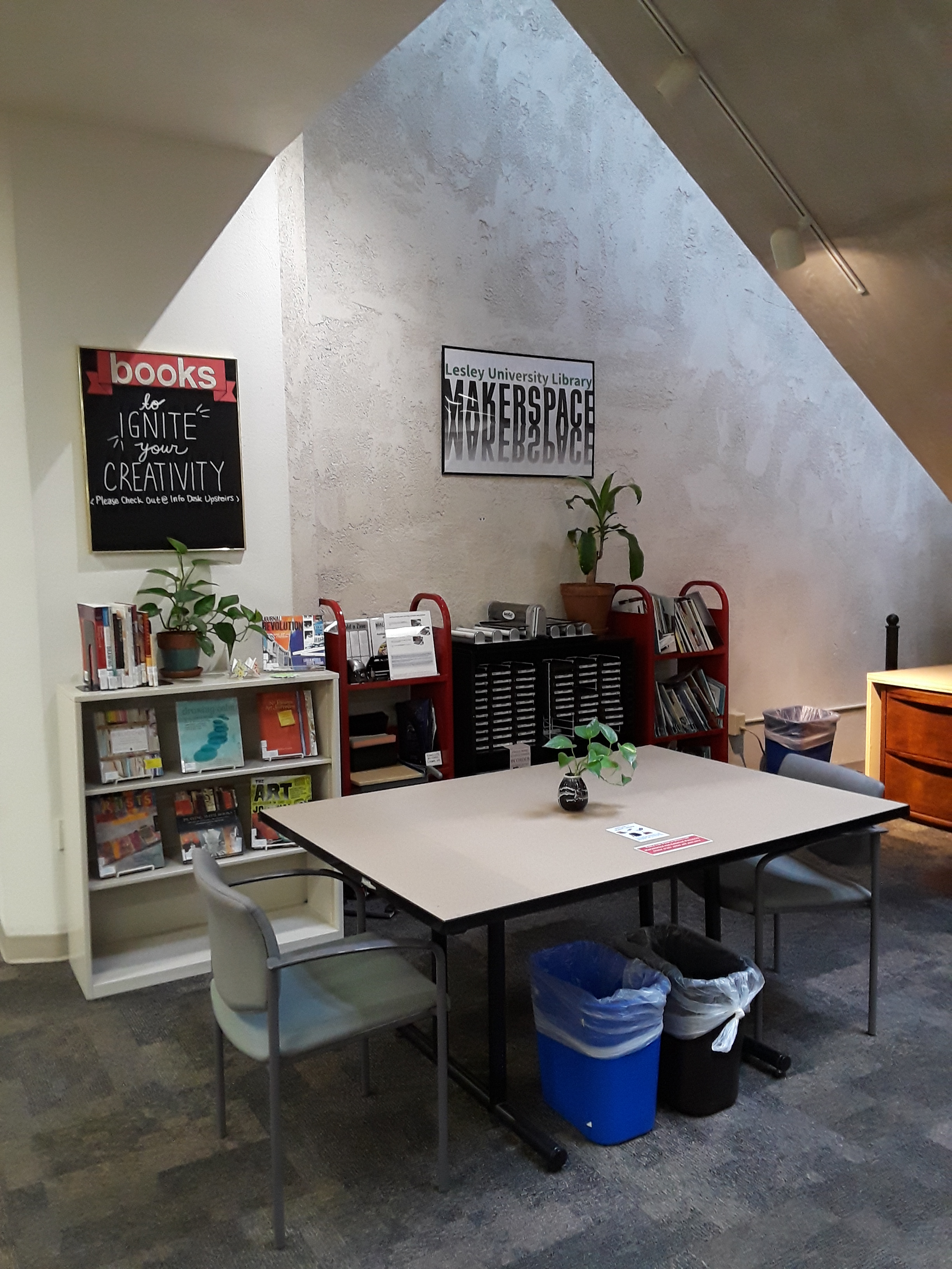 photo of makerspace