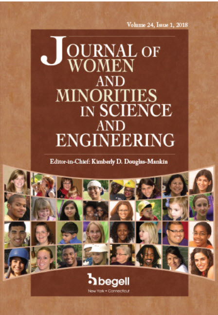Journal of Women and Minorities in Science and Eng