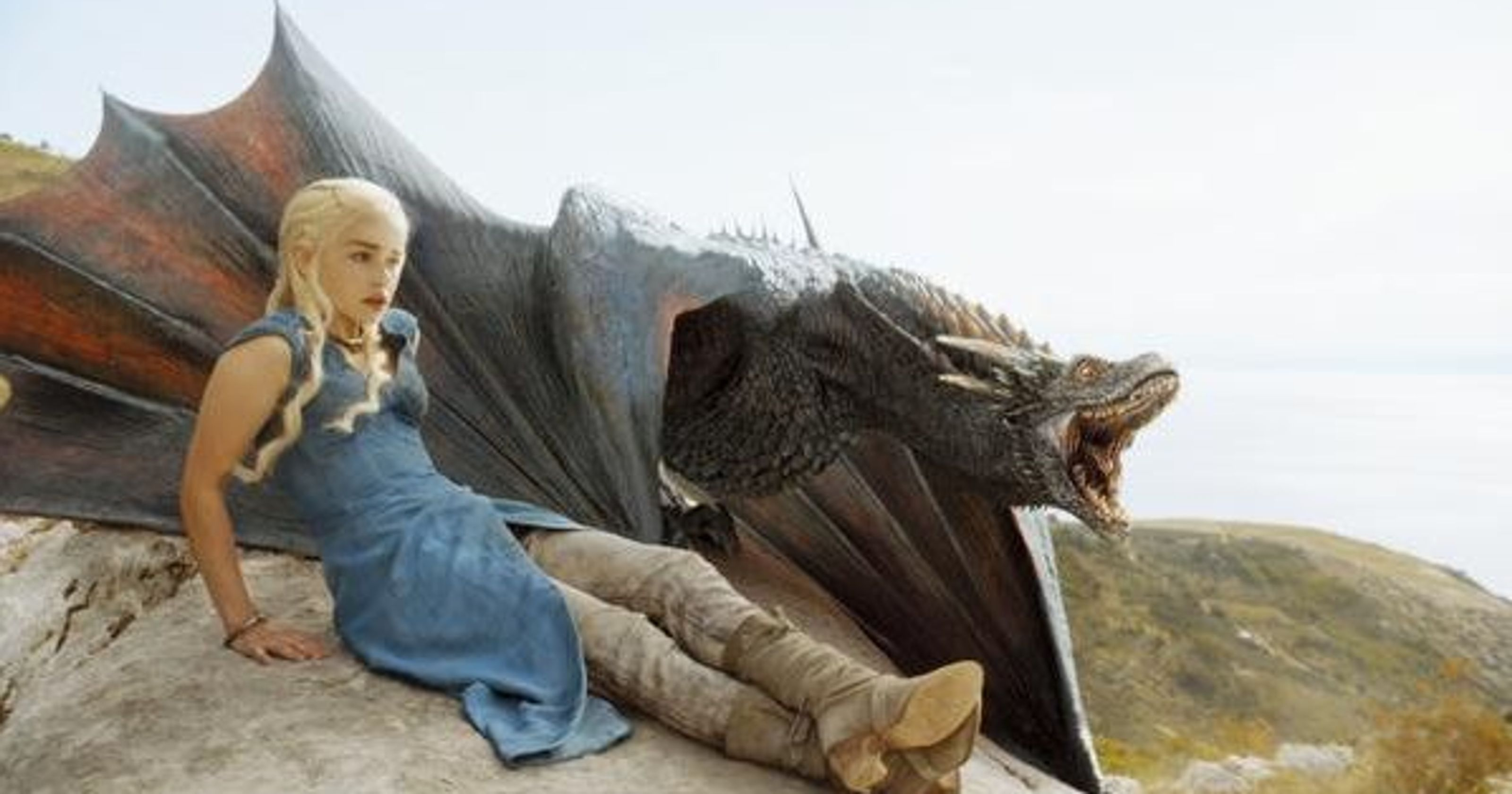 dragon game of thrones image