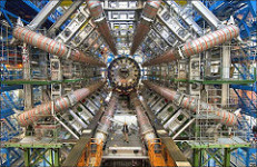Photo of Large Hadron Collider/ATLAS at CERN
