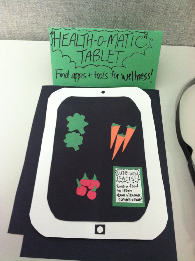 Health-o-matic tablet