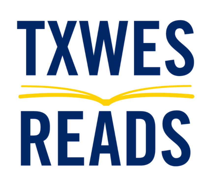 Image of TxWes Reads One Book Logo