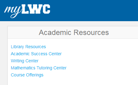 Academic Resources Extension