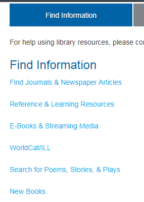 Reference & Learning Resources