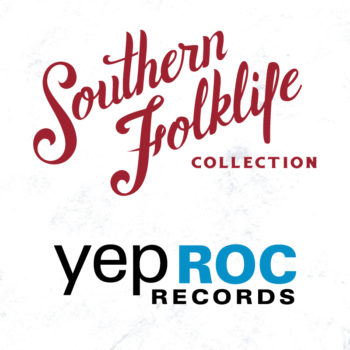 Southern Folklife Collection and Yep Roc Records logos