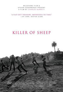Killer of Sheep movie poster