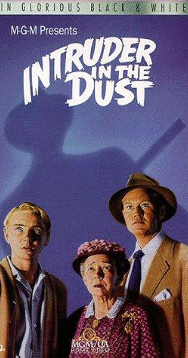 Intruder in the Dust movie poster