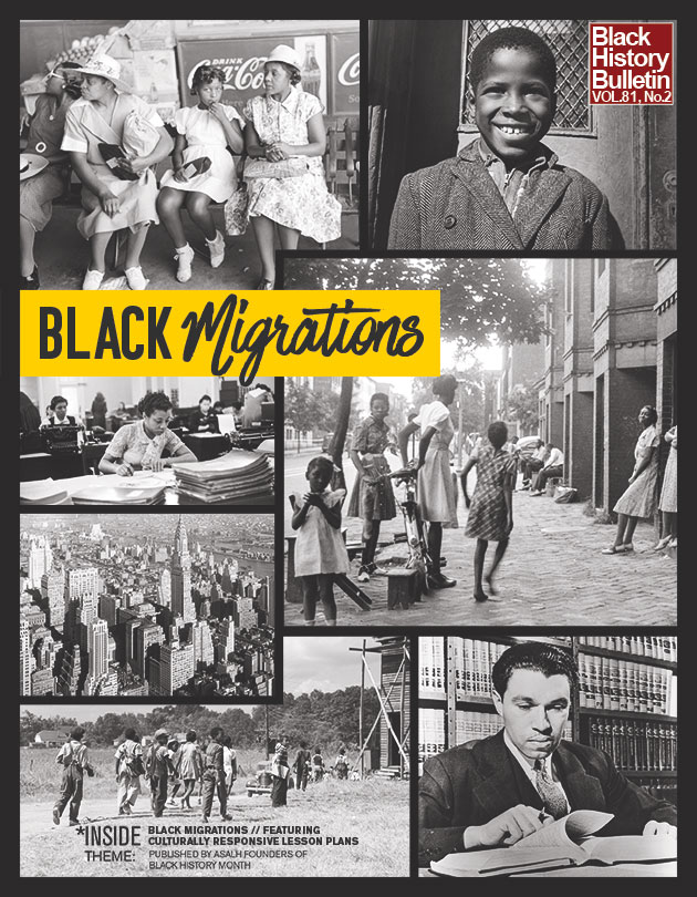 Black History Bulletin: Black Migrations