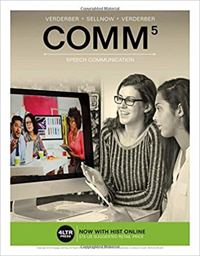 Textbook: Comm 5, 5th edition