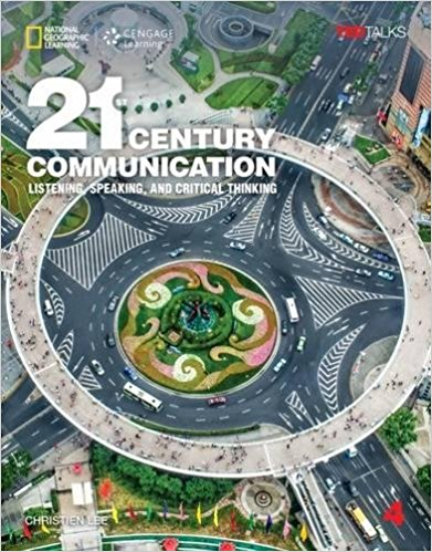 Textbook: National Geographic Learning - 21st Century Communication Book 4