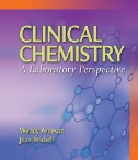 book cover: clinical chemistry