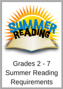 Summer Reading Requirements
