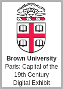 Brown University Paris: Capital of the 19th Century Digital Exhibit