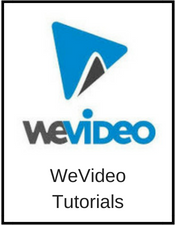 WeVideo Tutorials