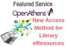 Featured Service: Open Athens
