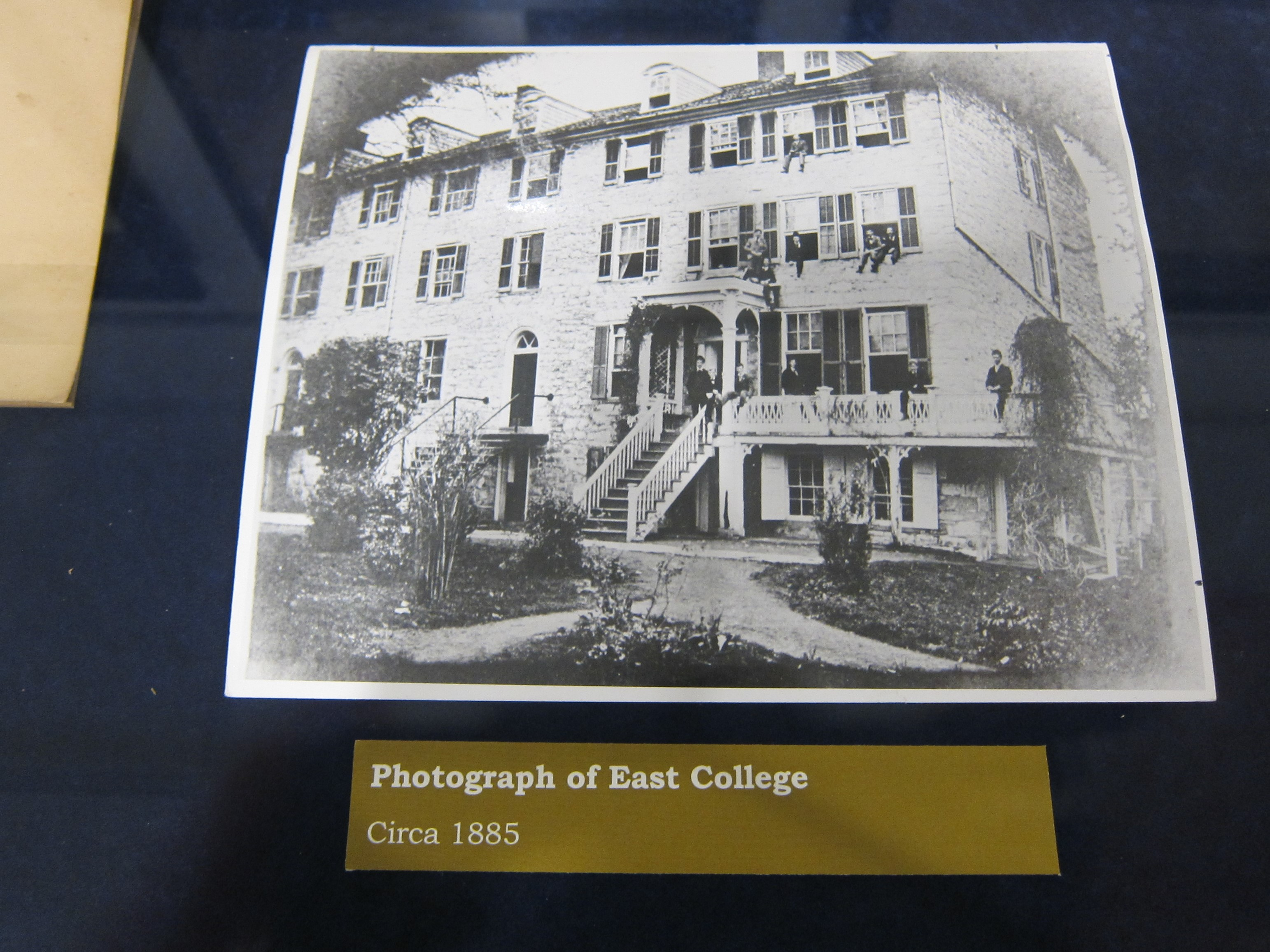 Picutre of East College