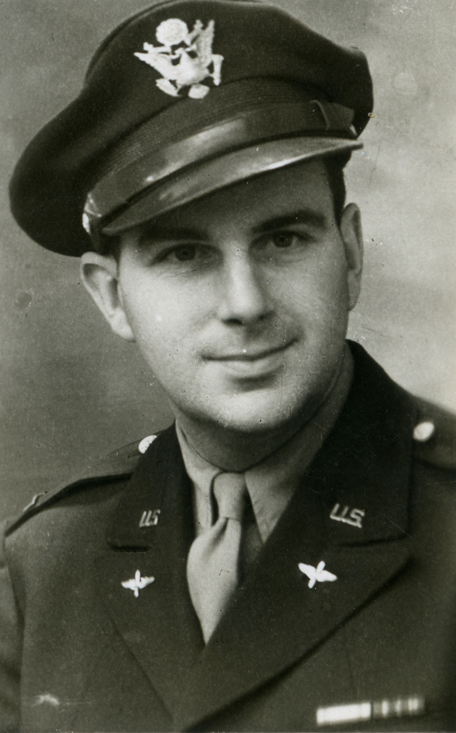 George Edward Reed headshot in uniform