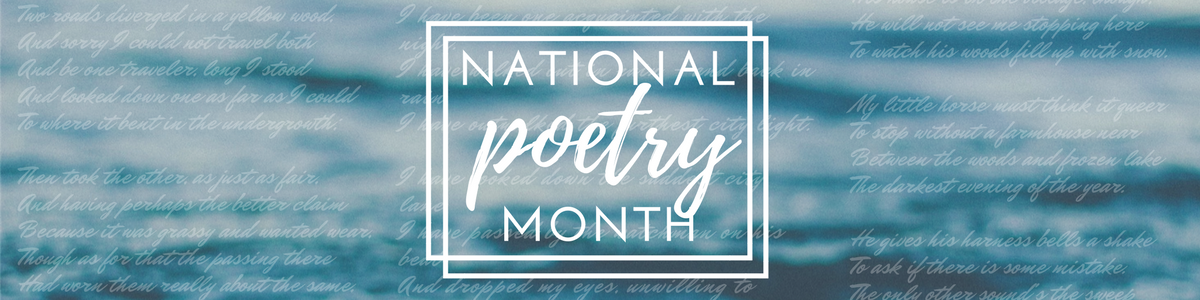National Poetry Month reading list