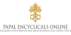 Papal encyclicals link