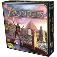 7 Wonders board games
