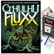 Cthulhu Flux card game