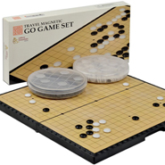 Go magnetic game set