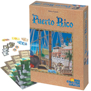 Puerto Rice board game