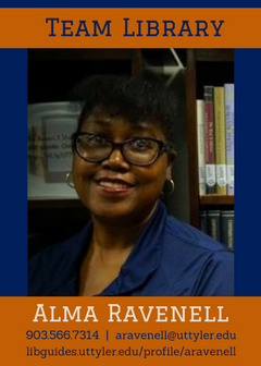 Image of Alma Ravenell, Head of Public Services