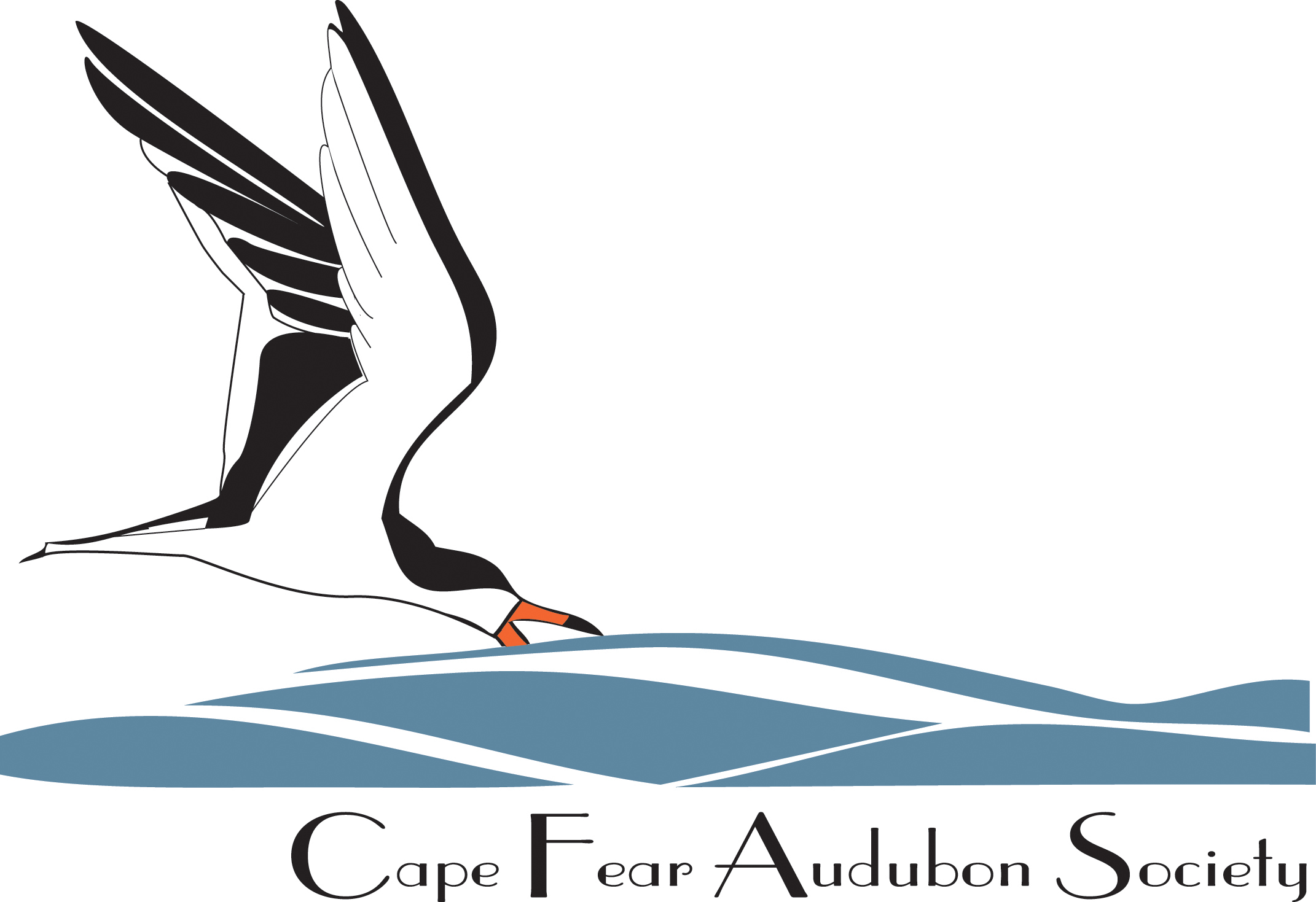 Cape Fear Audubon Society logo