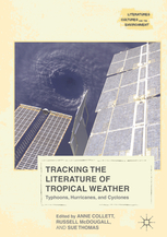 Tracking the literature of tropical weather : typhoons, hurricanes, and cyclones