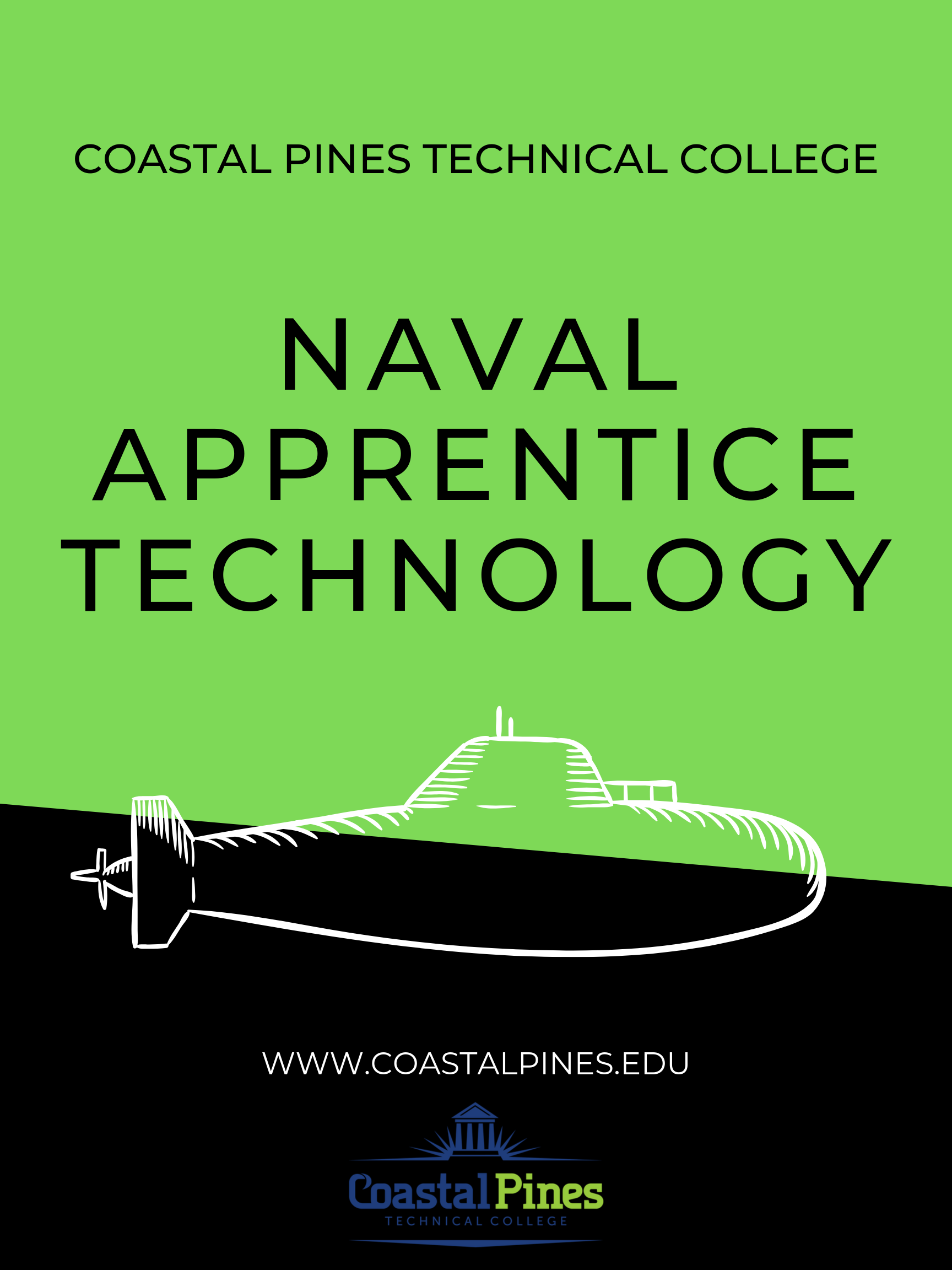 Naval Apprentice Technology Program Poster