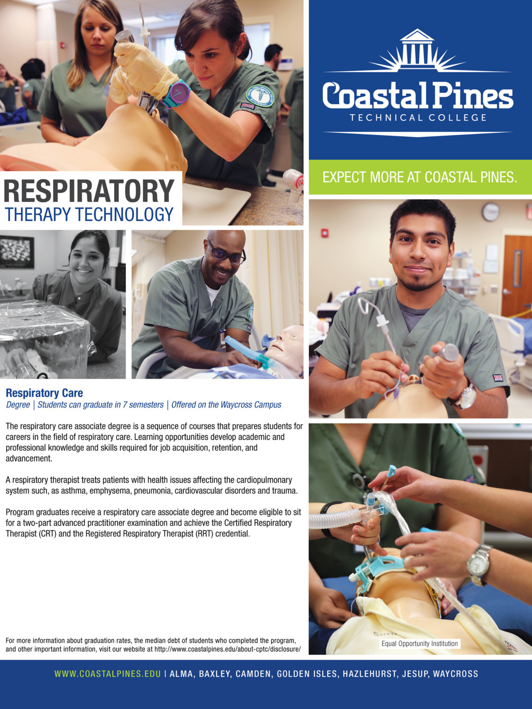 Respiratory Therapy Program Poster