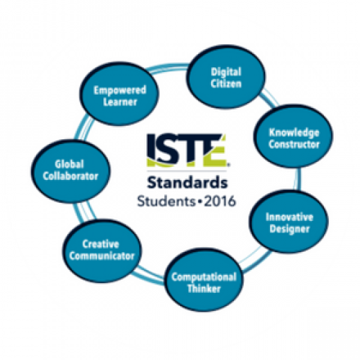ISTE Standards Flyer