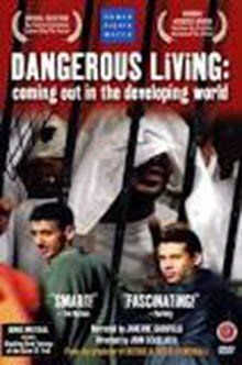 Dangerous living coming out in the developing world dvd cover image