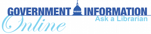 Logo for Government Information Online