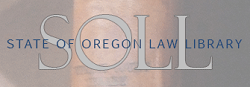 State of Oregon Law Library