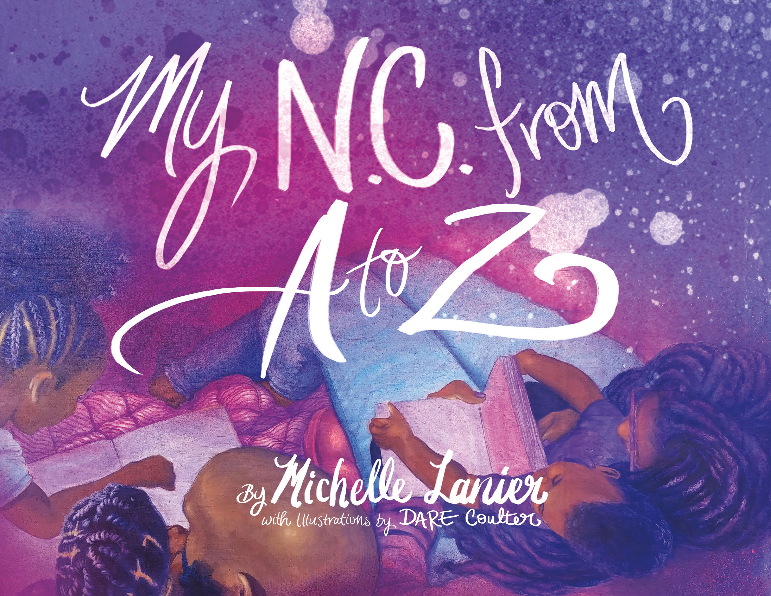 Purchase a copy of My N.C. from A to Z