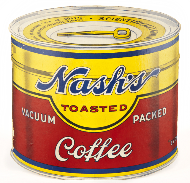 Nash's Coffee Advertisement