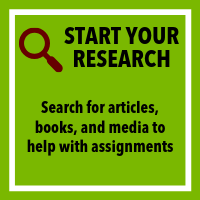 Start your Research Button