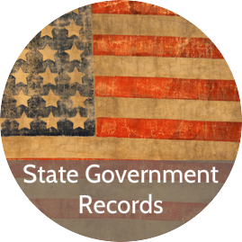 State government records link