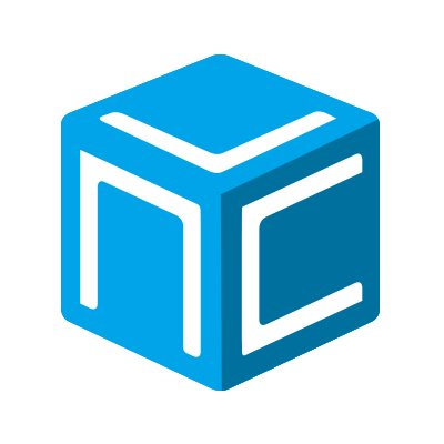 image of the n c lab logo