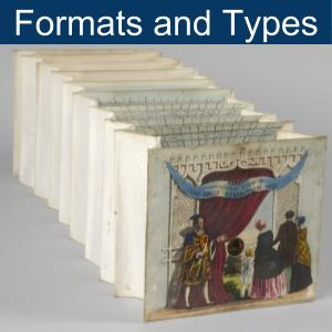 click for formats and types