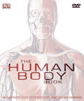 cover image, the human body book