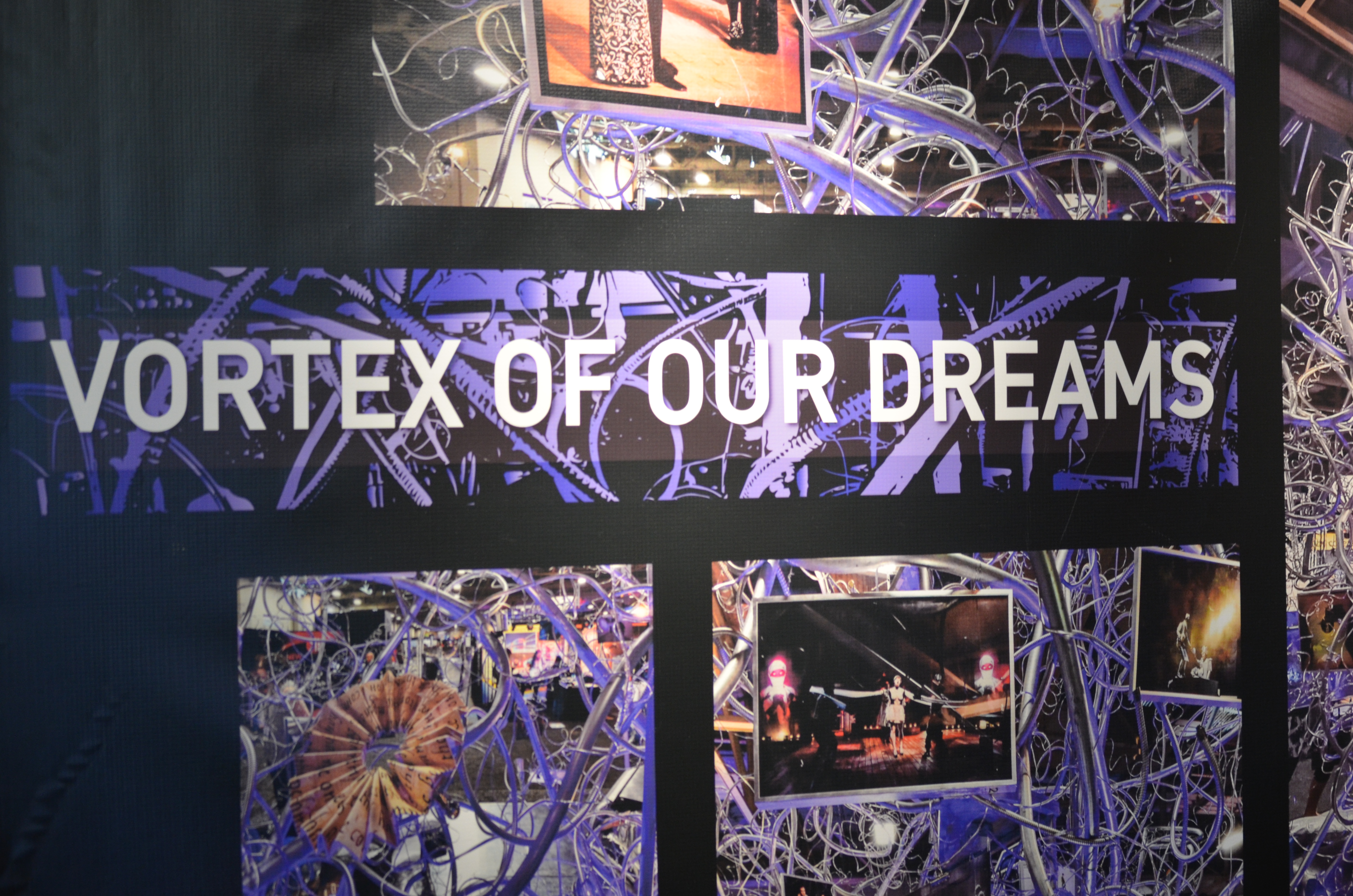 Vortex of Our Dreams Poster