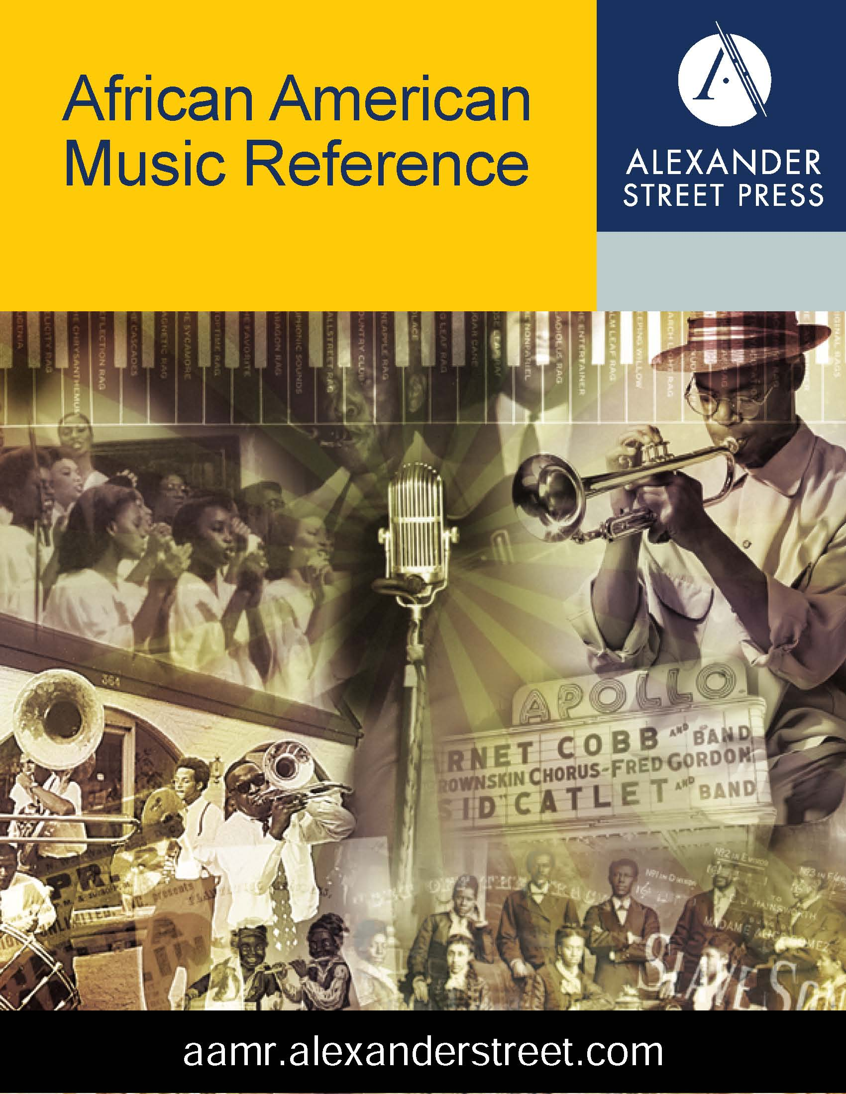 Browse Music Online: African American Music Reference Titles