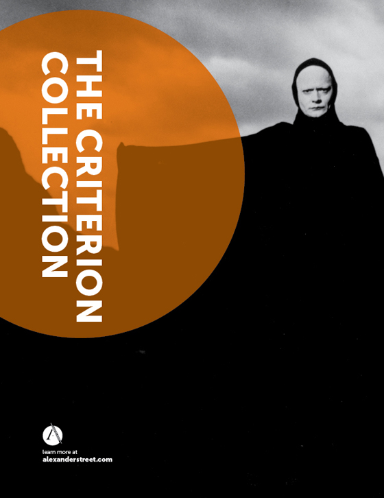 Criterion Collection Brochure